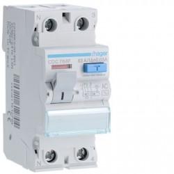 Interrupteur différentiel hager 63A