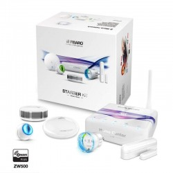 Pack de démarrage Z-Wave Plus Fibaro