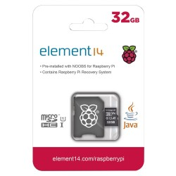 Carte Micro SD 32Go Noobs pré-installé pour Raspberry Pi