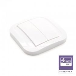 Interrupteur Z-Wave Plus Cozi White NoDon