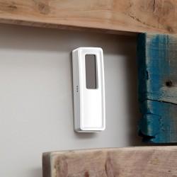 Capteur de température NoDon EnOcean blanc
