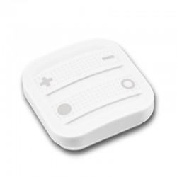 Télécommande soft remote blanc cassé Nodon Enocean