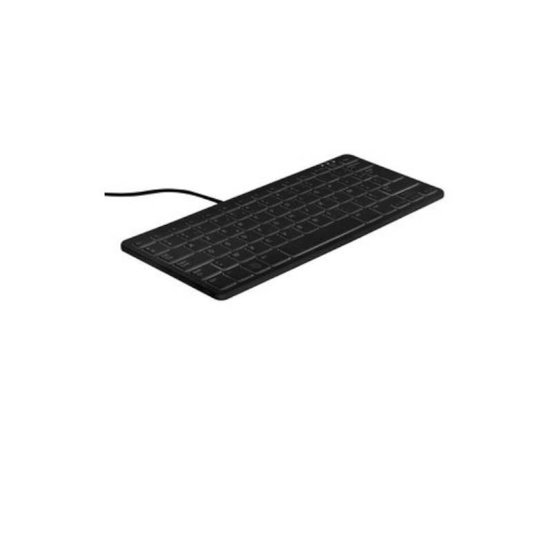 Clavier officiel noir et gris pour Raspberry Pi