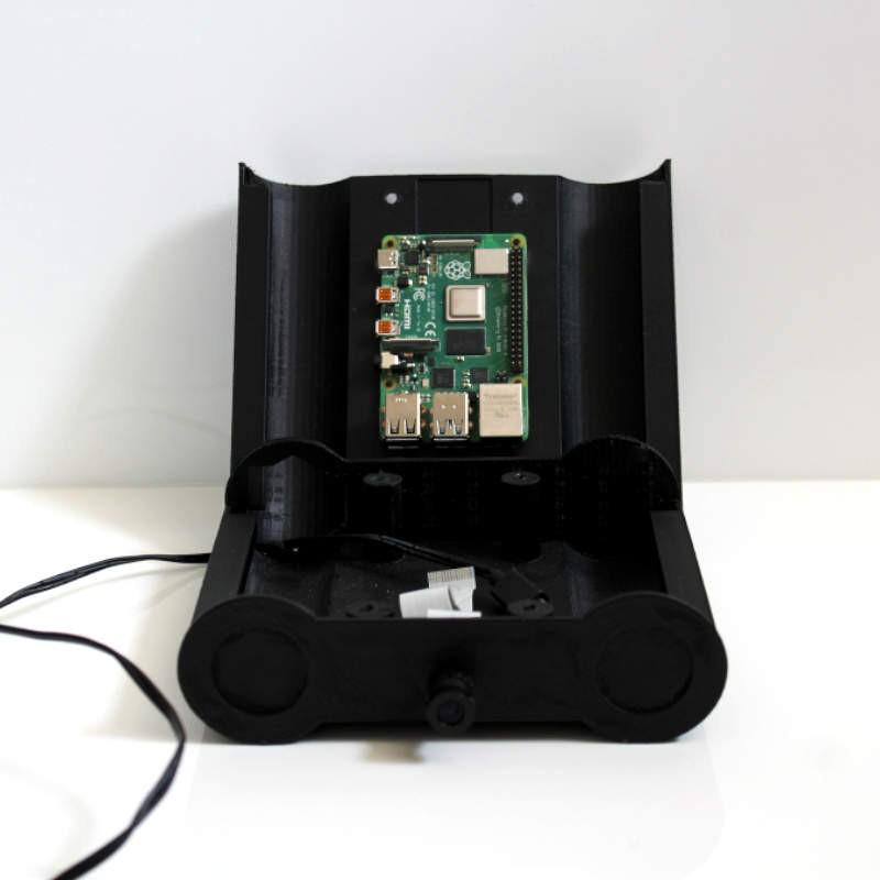 Pack à monter soi-même Caméra Connectée avec Raspberry Pi WiFi