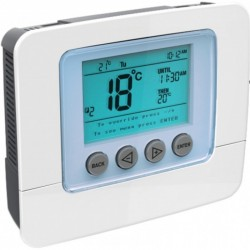 SECURE - Thermostat électronique programmable Z-Wave SCS317