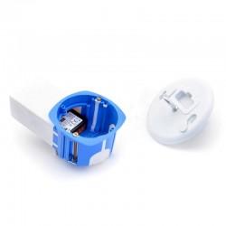 Boîtier d'encastrement pour micro-module spécial plafonnier  BLI686510