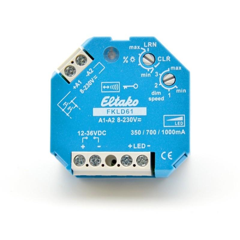 ELTAKO - Variateur LED EnOcean à courant constant