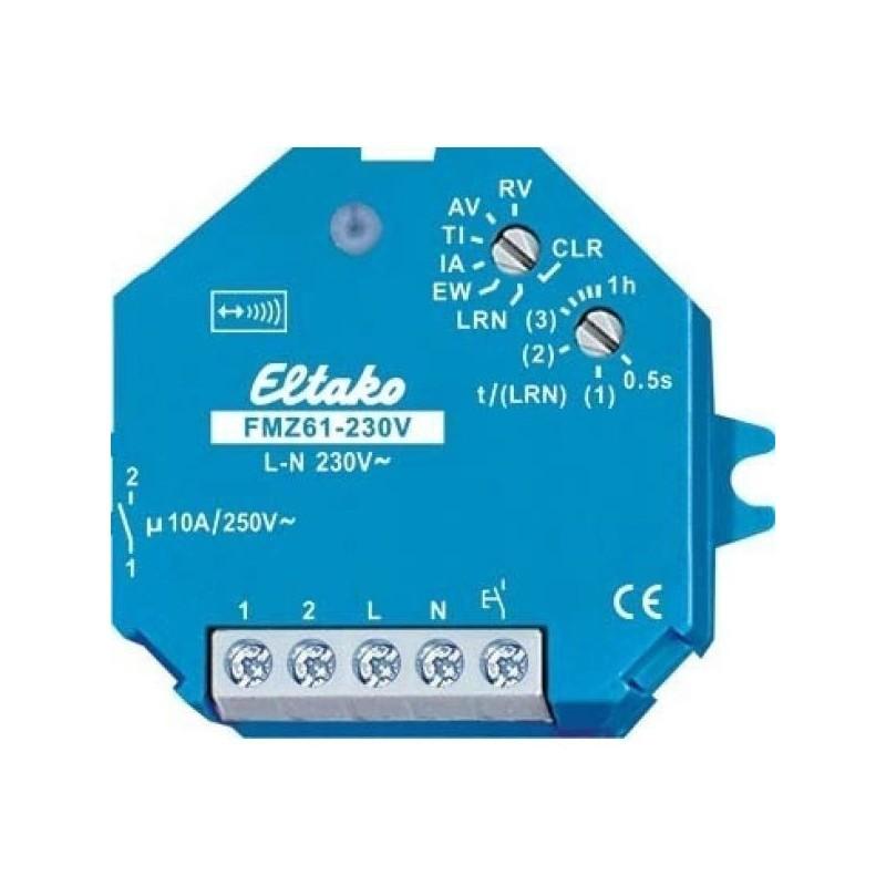ELTAKO - Actionneur radio télérupteur temporisé multifonctions