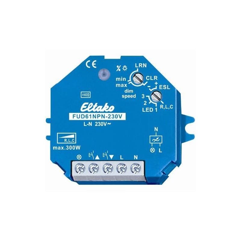 ELTAKO - Actionneur radio, variateur universel, encastrable