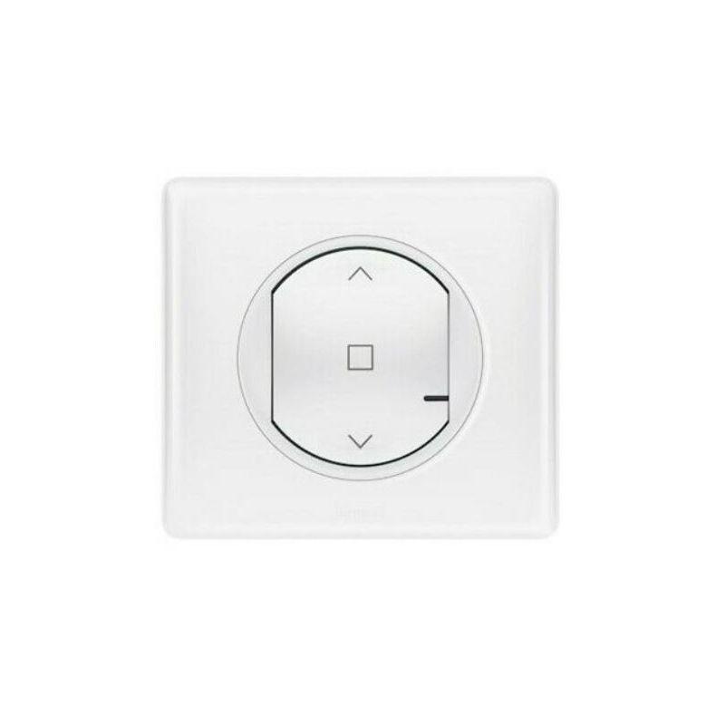 LEGRAND - Interrupteur Connecté Blanc Volet Roulant Céliane With Netatmo