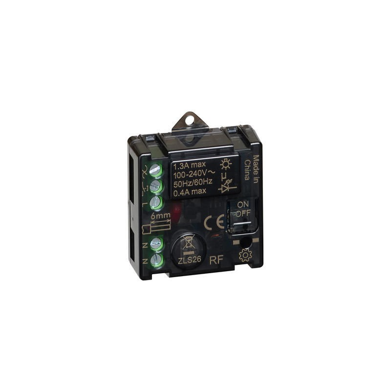 LEGRAND - Micro-module pour éclairage 300W avec neutre Céliane With Netatmo
