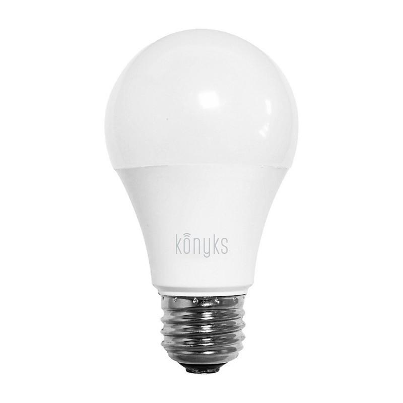 KONYKS - Ampoule LED connectée Wi-Fi Antalya A70 E27