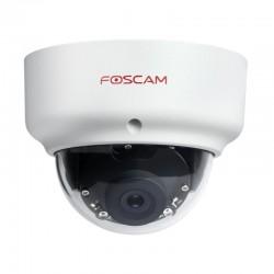 FOSCAM - Caméra IP D2EP Dôme Extérieure Blanche
