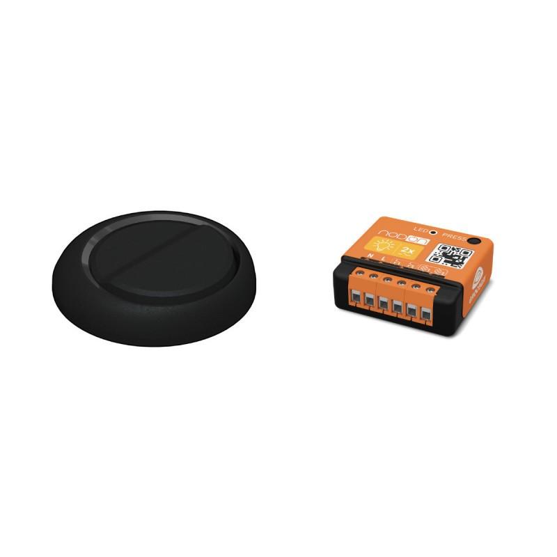 NODON - Kit interrupteur de sol avec micro-module lumière on/off