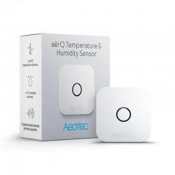AEOTEC - Capteur de température et d'humidité aërQ Z-Wave+