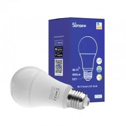 SONOFF - Ampoule WiFi Blanc Chaud Froid E27