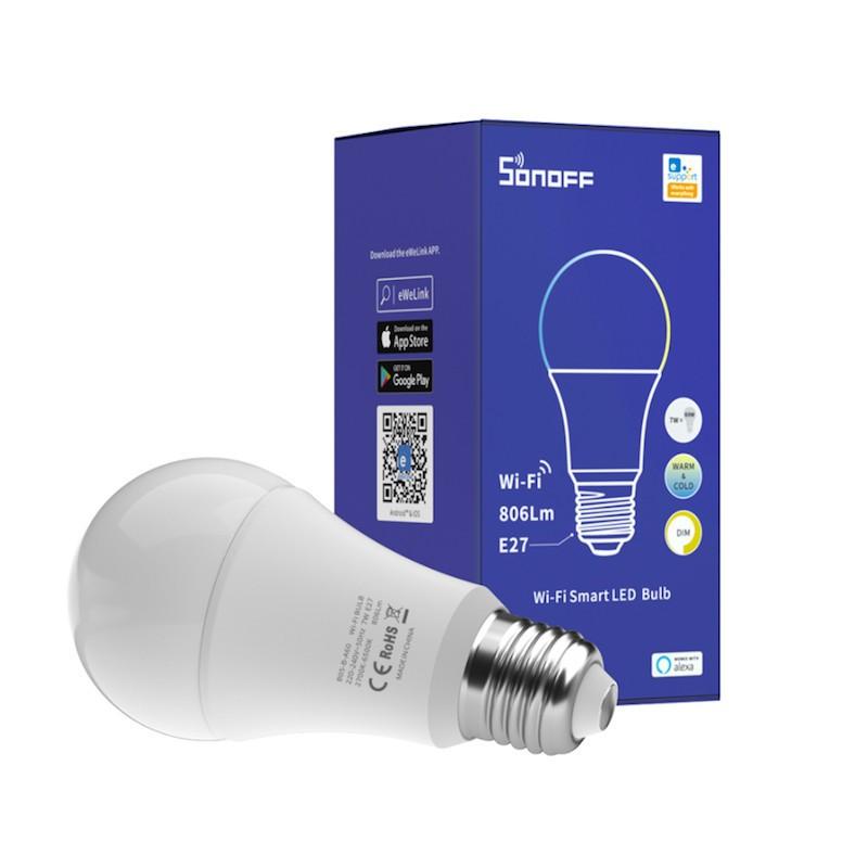SONOFF - Ampoule WiFi RGB E27