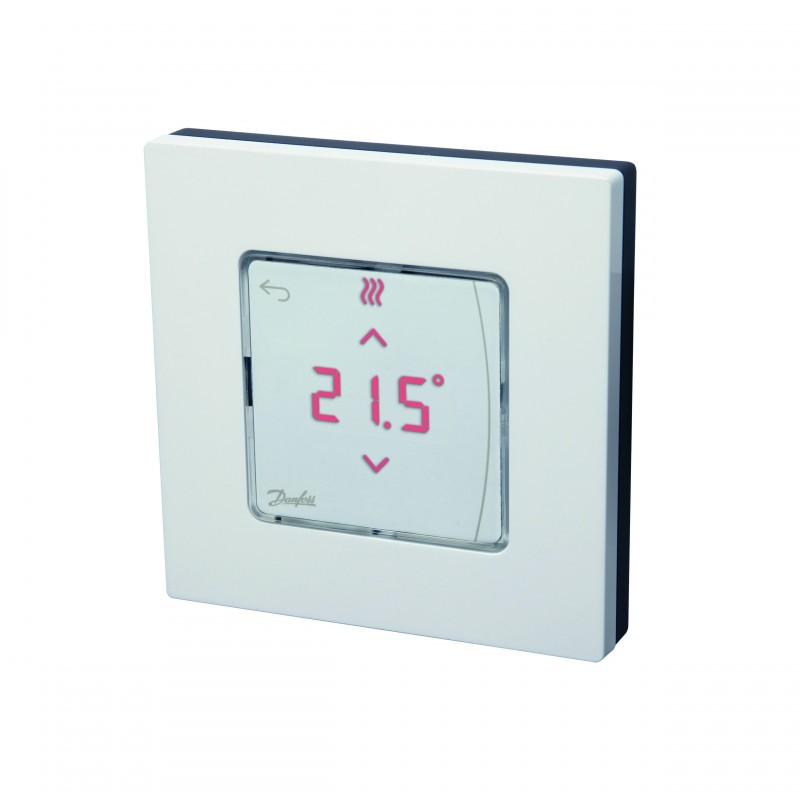 DANFOSS - Thermostat sans fil Icon RT avec mesure de la température du sol
