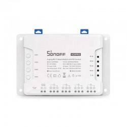 SONOFF - Commutateur intelligent WIFI et 433 MHz 4 canaux