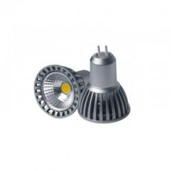 Ampoule LED COB GU5.3 MR16 12V 4W 6000-8000K
