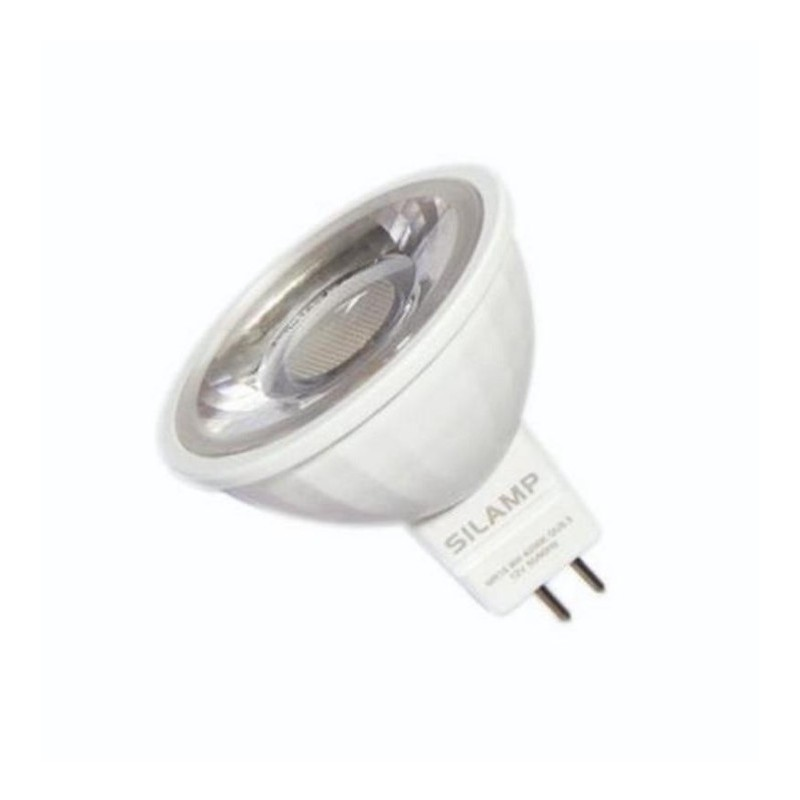 Ampoule LED SMD GU5.3 MR16 12V 8W 4000-5500K