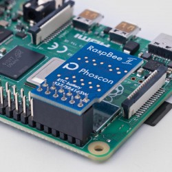 PHOSCON - Passerelle universelle ZigBee Raspberry Pi