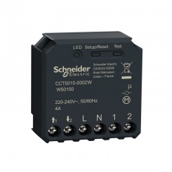 SCHNEIDER - Micromodule pour Volet Roulant ZigBee 3.0
