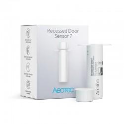 AEOTEC - Détecteur d'ouverture de porte à encastrer Z-Wave Plus