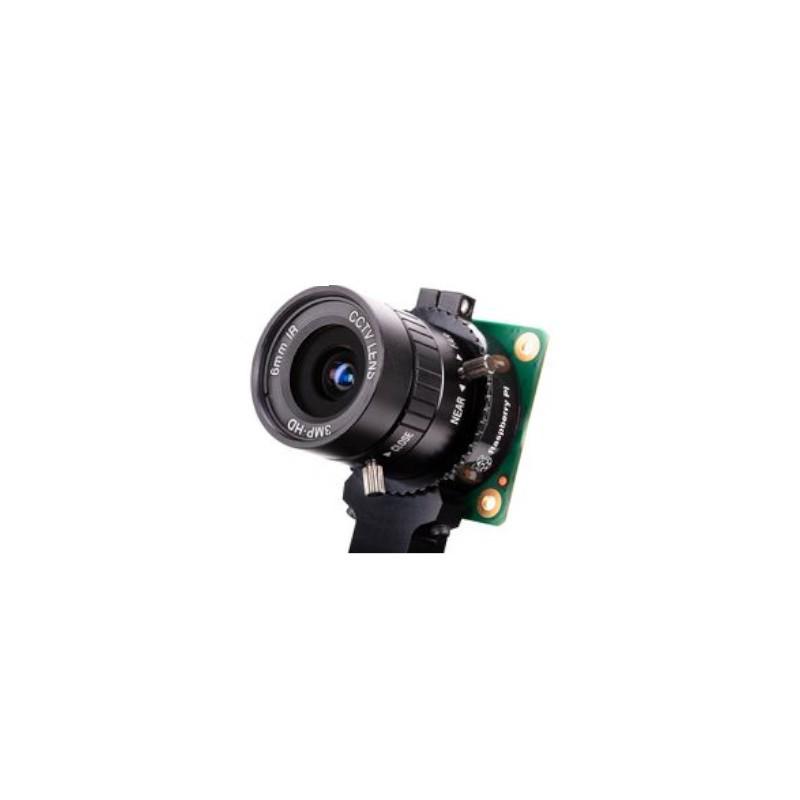 RASPBERRY PI - Objectif grand angle 6mm 3MP