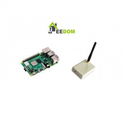PACK EDI - Box domotique Jeedom et RFXCom Pré-Configurée