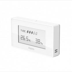 XIAOMI - Moniteur de qualité d'air Aqara Zigbee 3.0 (température, humidité, COVT)