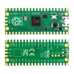 RASPBERRY PI - PICO Carte Raspberry Pi RP2040 32 bits ARM Cortex-M0 Plus