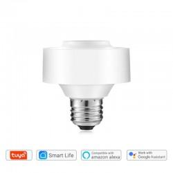 LORATAP - Douille pour lampe E27 connectée ZigBee 3.0