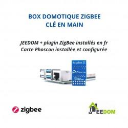 PACK EDI - Box domotique Jeedom et contrôleur ZigBee Pré-Configurée